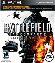 Battlefield Bad Company 2 Ultimate (Playstation 3) [USED]