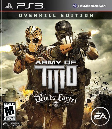 Army of Two The Devil's Cartel (Playstation 3) [USED]