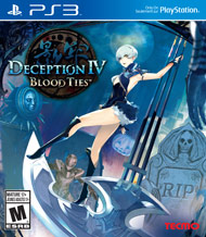 Deception IV Blood Ties (Playstation 3) [USED DO]