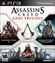 Assassin's Creed Ezio Trilogy (Playstation 3) [USED]