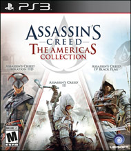 Assassin's Creed The Americas Coll (Playstation 3) [USED]