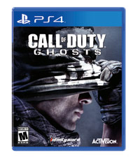 Call of Duty Ghosts (Playstation 4) [USED]