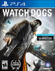Watch Dogs (Playstation 4) [USED]