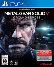 Metal Gear Solid V Ground Zeroes (Playstation 4) [USED]