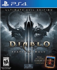 Diablo III Ultimate Evil Edition (Playstation 4) [USED]