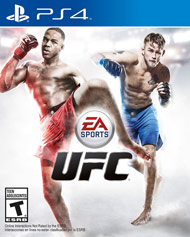 EA Sports UFC (Playstation 4) [USED]