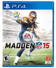 Madden NFL 15 (Playstation 4) [USED]