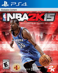 NBA 2K15 (Playstation 4) [USED CO]
