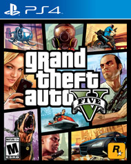 Grand Theft Auto V (Playstation 4) [USED]
