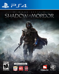 Middle-earth Shadow of Mordor (Playstation 4) [USED]
