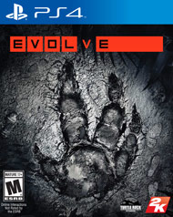 Evolve (Playstation 4) [USED]