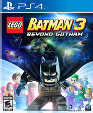 LEGO Batman 3 Beyond Gotham (Playstation 4) [USED]
