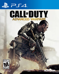 Call of Duty Advanced Warfare (Playstation 4) [USED CO]