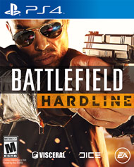 Battlefield Hardline (Playstation 4) [USED]