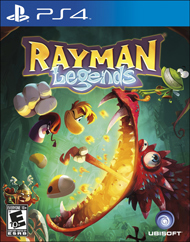 Rayman Legends (Playstation 4) [USED]