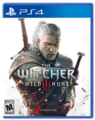 Witcher 3 Wild Hunt (Playstation 4) [USED]