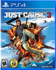Just Cause 3 (Playstation 4) [USED]