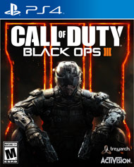 Call of Duty Black Ops III (Playstation 4) [USED]
