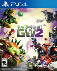 Plants vs Zombies Garden Warfare 2 (Playstation 4) [USED]