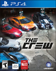 Crew, The (Playstation 4) [USED]
