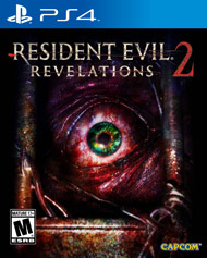 Resident Evil Revelations 2 (Playstation 4) [USED]