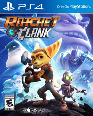 Ratchet & Clank (Playstation 4) [USED CO]