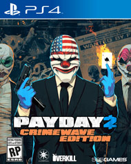 Payday 2 Crimewave Edition (Playstation 4) [USED]