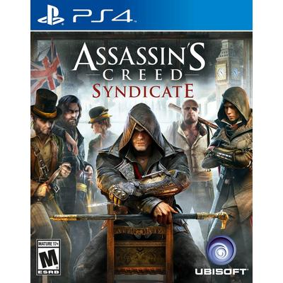 Assassin's Creed Syndicate (Playstation 4) [USED]