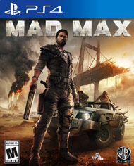 Mad Max (Playstation 4) [USED]