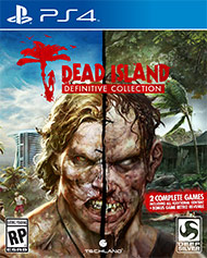 Dead Island Definitive Collection (Playstation 4) [USED]