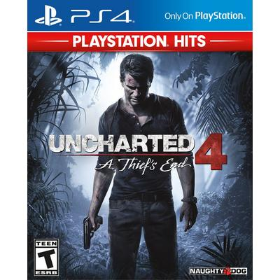 Uncharted 4 A Thief's End (Playstation 4) [USED CO]