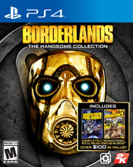 Borderlands The Handsome Collectio (Playstation 4) [USED]
