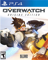Overwatch Origins Edition (Playstation 4) [USED]