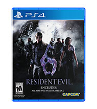 Resident Evil 6 (Playstation 4) [USED]