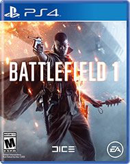 Battlefield 1 (Playstation 4) [USED]