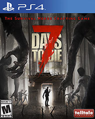 7 Days to Die (Playstation 4) [USED]