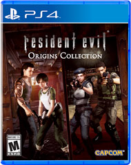 Resident Evil Origins Collection (Playstation 4) [USED]