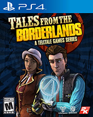 Tales From the Borderlands (Playstation 4) [USED]