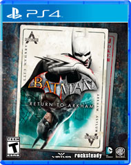 Batman Return to Arkham (Playstation 4) [USED]