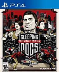 Sleeping Dogs Definitive Edition (Playstation 4) [USED]