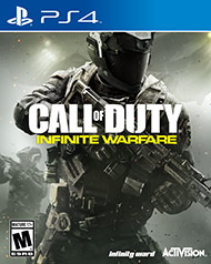 Call of Duty Infinite Warfare (Playstation 4) [USED]