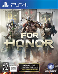 For Honor (Playstation 4) [USED]