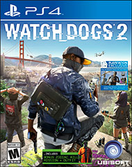 Watch Dogs 2 (Playstation 4) [USED]