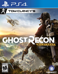 Tom Clancy's Ghost Recon Wildlands (Playstation 4) [USED]