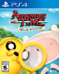 Adventure Time Finn and Jake Inves (Playstation 4) [USED]