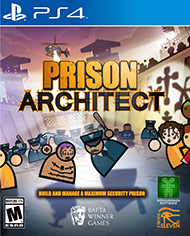 Prison Architect (Playstation 4) [USED]