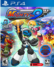 Mighty No. 9 (Playstation 4) [USED]