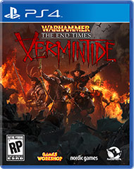 Warhammer End Times Vermintide (Playstation 4) [USED]
