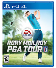 Rory McIlroy PGA Tour (Playstation 4) [USED]