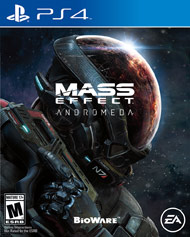Mass Effect Andromeda (Playstation 4) [USED]